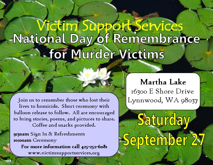 2014 National Day of Remembrance