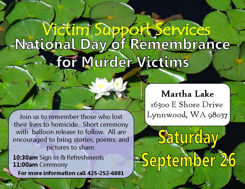 2015 National Day of Remembrance