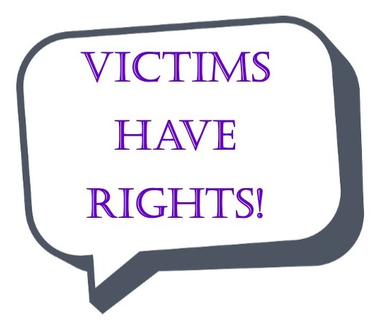 Victims have rights