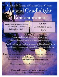 2012 Candlelight Bellingham